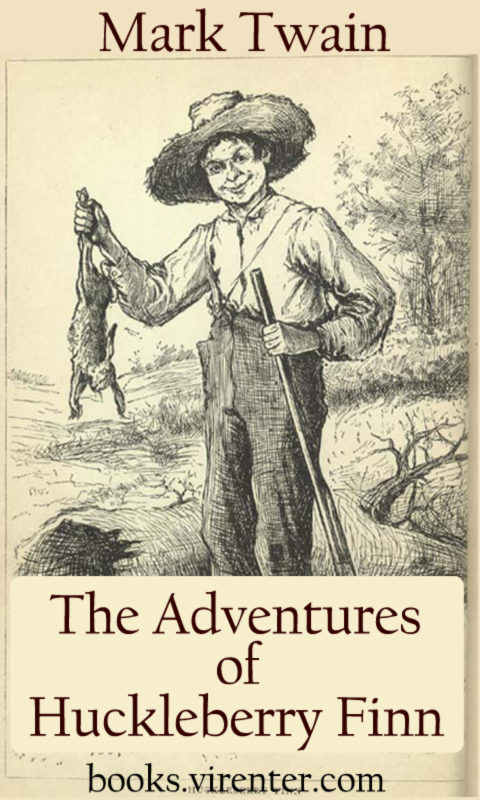 "the role of games in mark twains novel huckleberry finn Most of us already assume that mark twain's ""adventures of huckleberry finn"" is the most famous, most read and most controversial work in the american canon in."