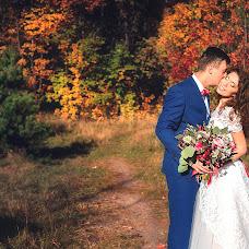 Wedding photographer Olesya Efanova (OlesyaEfanova). Photo of 29.10.2017