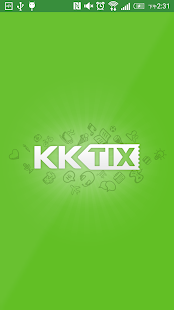 KKTIX- screenshot thumbnail