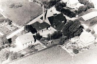 Photo: Rødding Mejeri (Se tørvehuset på den anden side af Meldgårdsvej)