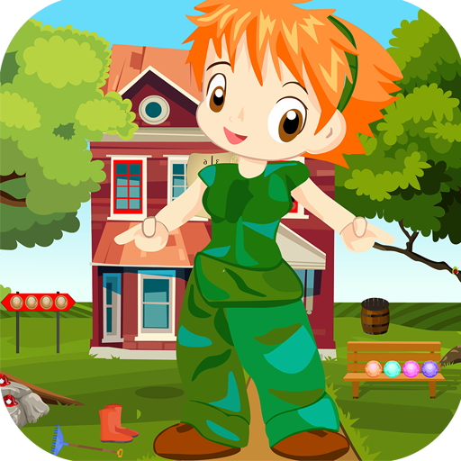 Kavi Escape Game 460 Lassie Anime Girl Rescue Game Android APK Download Free By Kavi Games