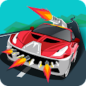 WildRide Race & Shoot icon