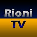 RioniTV - ტელეკომპანია რიონი icon