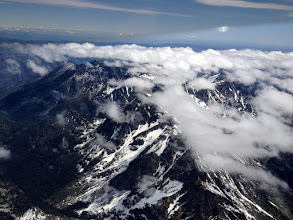 Photo: Mt. Stuart in Cascade Range