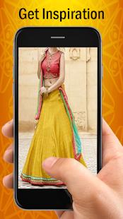 Chaniya Choli Design - náhled