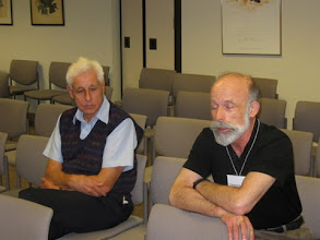 Photo: PROFESSORS REIN TAAGEPERE AND THOMAS SCHWARTZ