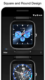 Weareal. Realistic Watch Faces- screenshot thumbnail
