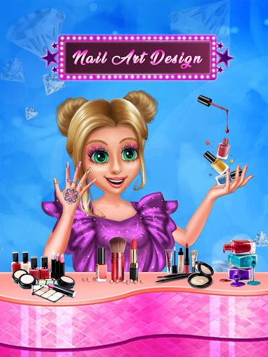 Nail Art Design Spa Fashion Salon 1.2 screenshots 1