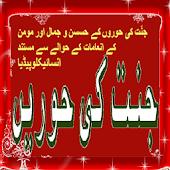 jannat ki horein-urdu book