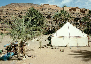 Photo: Oasis d'Hanedour