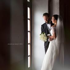 Wedding photographer Eduardo de Vincenzi (devincenzi). Photo of 17.06.2017
