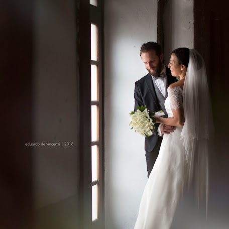 Wedding photographer Eduardo de Vincenzi (devincenzi). Photo of 17.06.2017