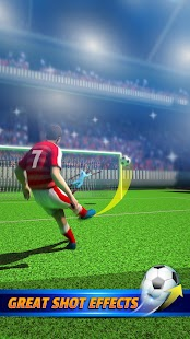 Shoot Goal ⚽️ Penalty and Free Kick Soccer Game- screenshot thumbnail