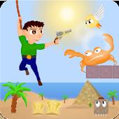 Super Cliff Crayfish Jump Run
