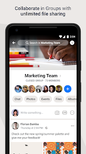 App Workplace by Facebook APK for Windows Phone