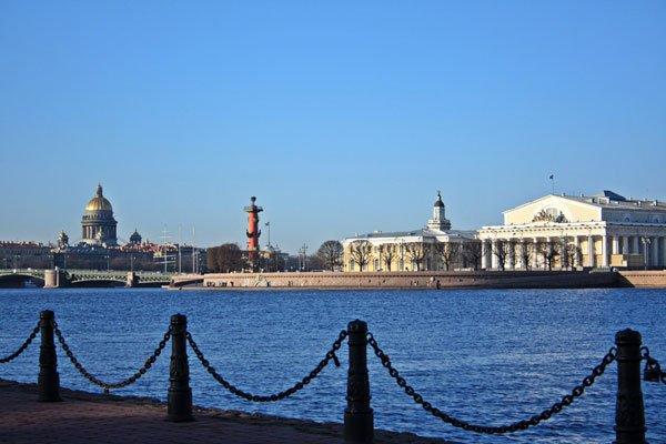 Стрелка Васильевского острова