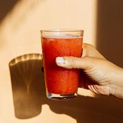 Strawberry Juice Season!
