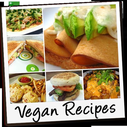 Vegan Recipes - Free Vegan Food Cookbook