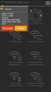 Easy Wifi Connect Free- screenshot thumbnail