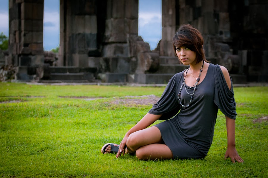 Queen Boko by Abdul Hafid [ahafid] - People Portraits of Women ( ratu boko, yogyakarta, lasweet, jogja, queen boko )