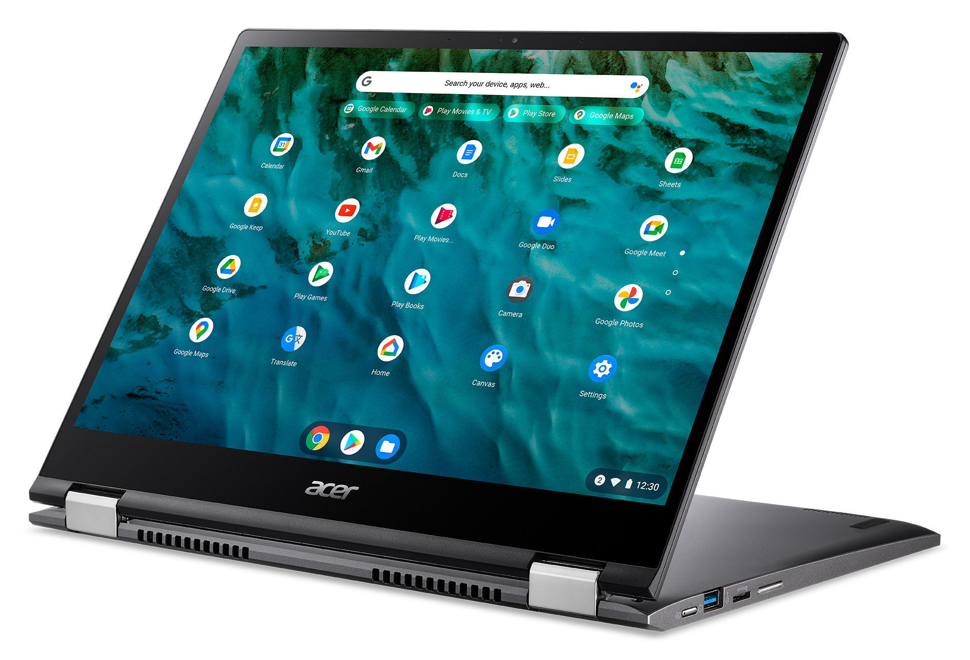 Acer Chromebook Spin 713 - photo 6