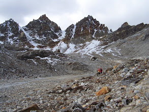 Photo: Montée au Renjo La