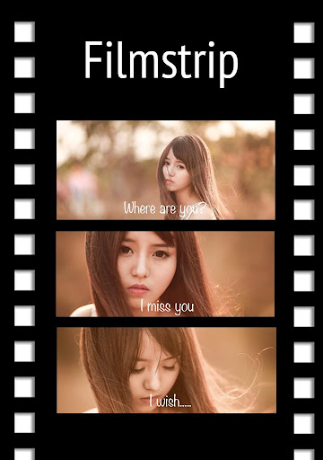 Filmstrip Photo Stories