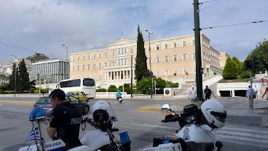 Photo: Greek Parliament