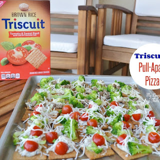 Holiday Party Appetizer – Triscuit Pull-Apart Pizza