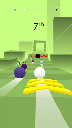 Balls Racing:Roll screenshot 7