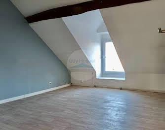 Appartement 2 pièces 50,01 m2