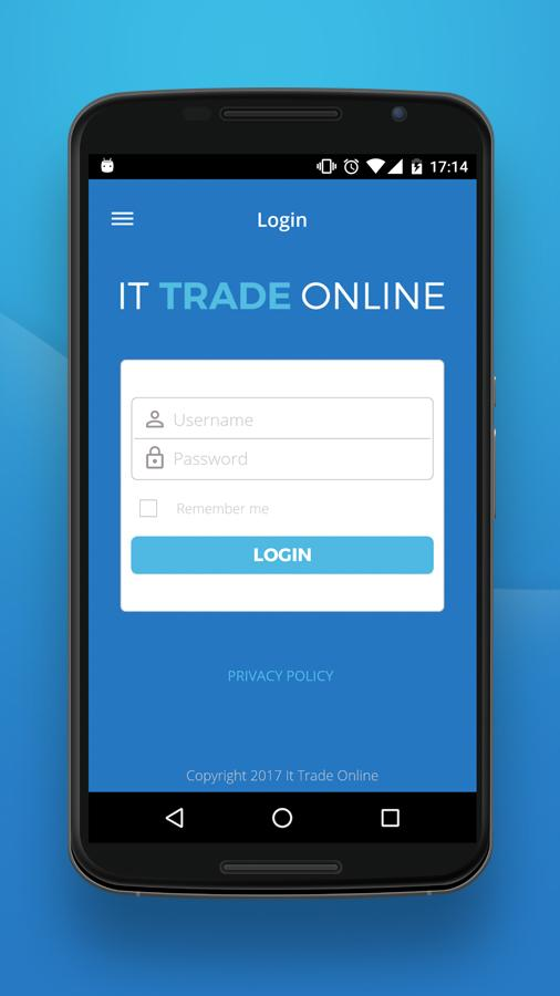 ITTradeOnline- screenshot