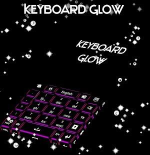 Klávesnice Glow Dark Free - náhled