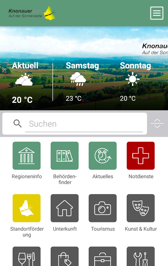 Knonauer Amt- screenshot