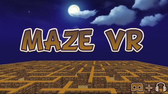 Maze VR - Cardboard- screenshot thumbnail
