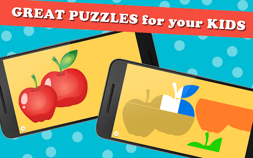Puzzle Games for Kids- screenshot thumbnail