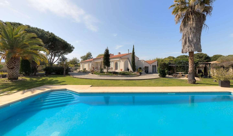 Maison avec piscine Saint-andre