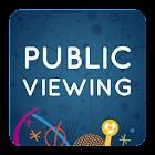 Public Viewing icon