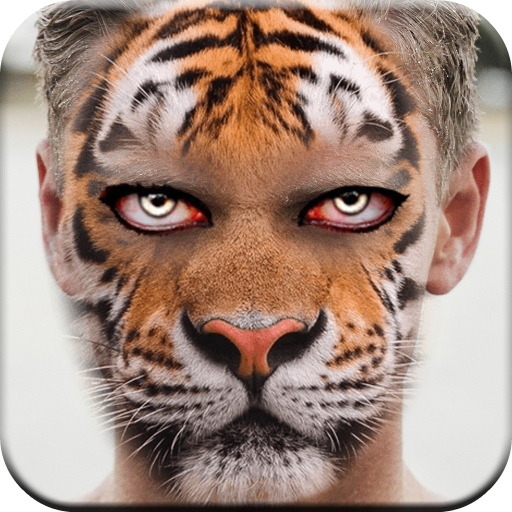 Animal Face Maker App Icon
