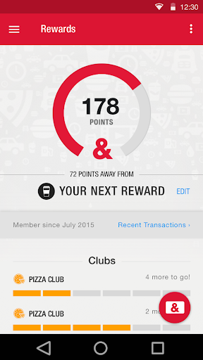 Kum & Go &Rewards Screenshot
