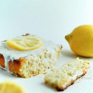 Lemon Cake - Low Carb.