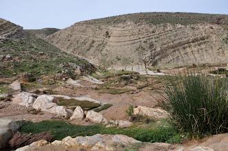 Photo: Les cascades de Sidi M'Bark