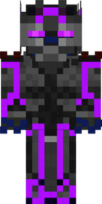 Mincraft Nova Skin
