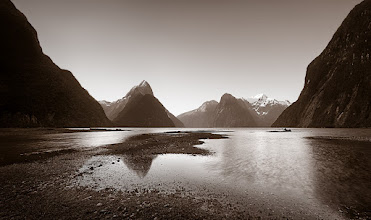 Photo: Milford Sound, Fjordland National Park, South Island, New Zealand   Contribution for: #MountainMonday, curated by +Michael Russell  #NatureMonday, curated by +Rolf Hicker  #PlusPhotoExtract, curated by +Jarek Klimek