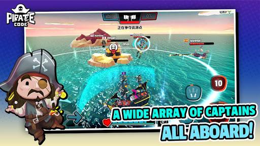 Pirate Code - PVP Battles at Sea 0.7.5 screenshots 4