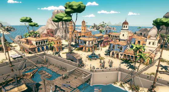 Sea of Bandits: Pirates conquer the caribbean MOD (No Ads) 3