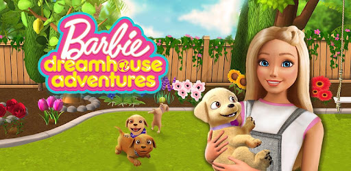 Hey, it's Barbie. Welcome to my virtual Dreamhouse. Endless fun is guaranteed!