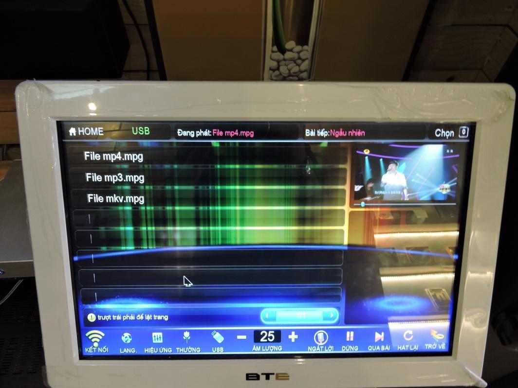 Đầu bte công nghệ giải trí tốt nhất cho quán karaoke của bạn