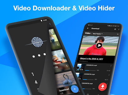 Video Hider - Photo Vault, Video Downloader Screenshot