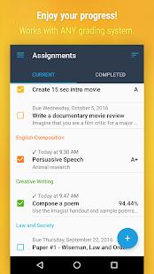 iStudiez Pro – Legendary Planner Capture d'écran